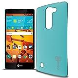 G4 Mini / G4c / Magna Case, CoverON [Slender Fit Series] Slim Matte Hard Polycarbonate Back Cover Phone Case for LG G4 Mini / G4c / Magna - Sky Blue