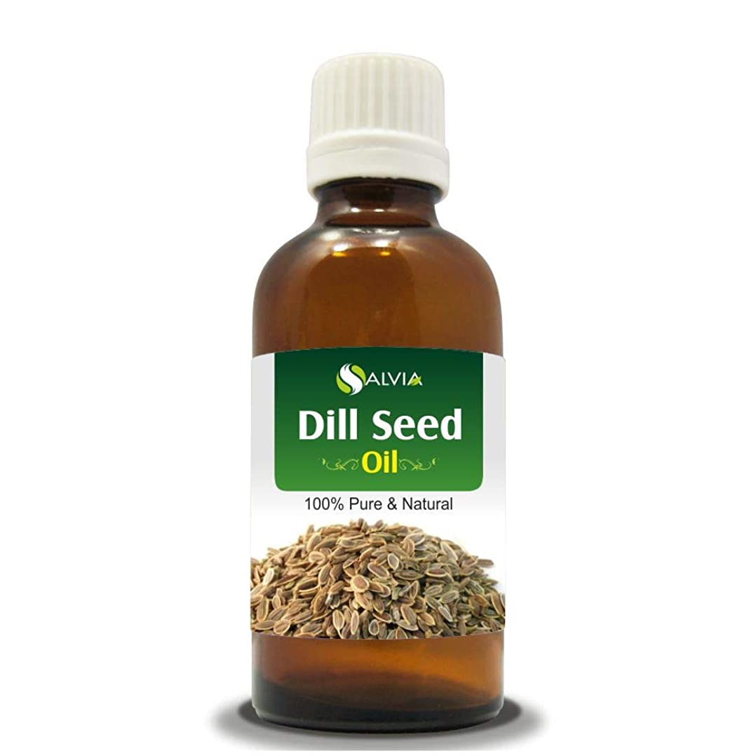 ユニークな請う論理的DILL SEED OIL 100% NATURAL PURE UNDILUTED UNCUT ESSENTIAL OIL 50ML