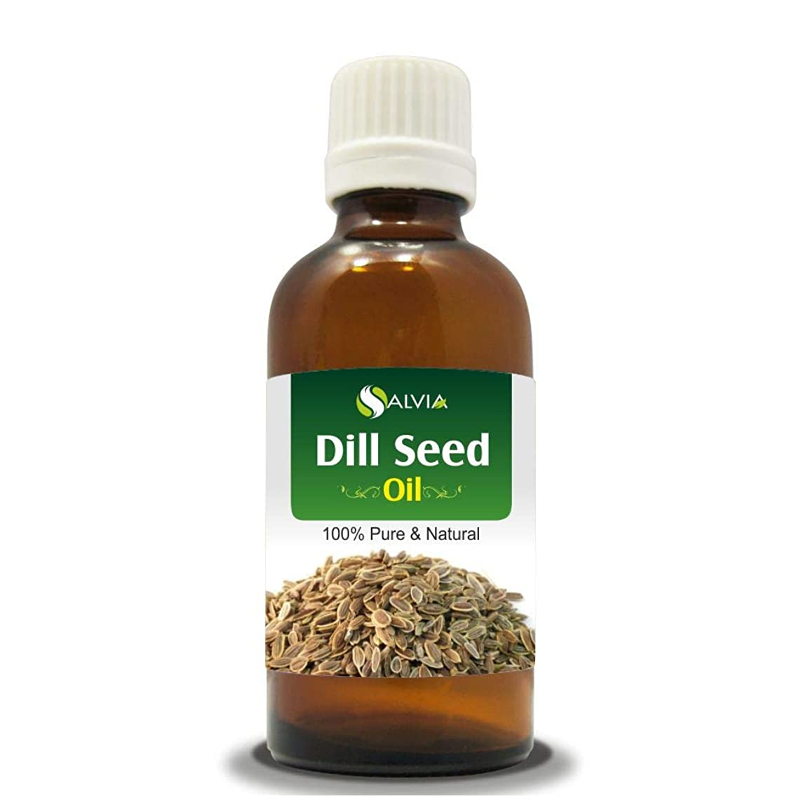 見落とす崖ブラジャーDILL SEED OIL 100% NATURAL PURE UNDILUTED UNCUT ESSENTIAL OIL 15ML