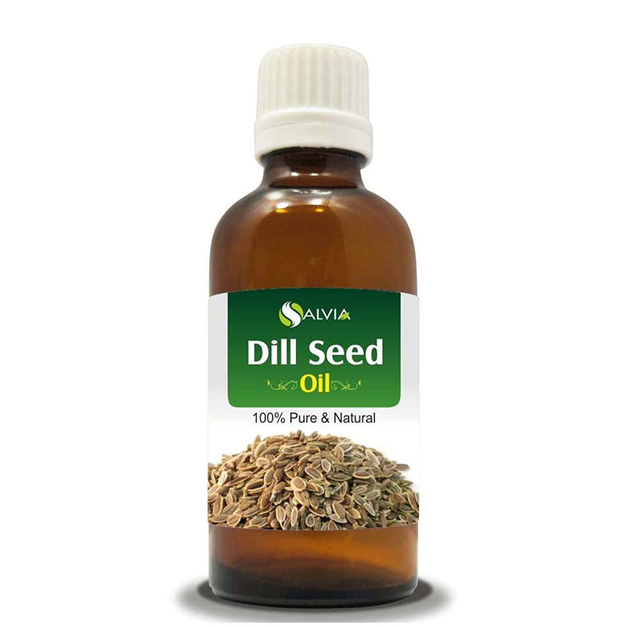 議題キルス最少DILL SEED OIL 100% NATURAL PURE UNDILUTED UNCUT ESSENTIAL OIL 15ML