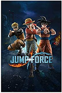 AJ Gaming - Jump Force Action Adventure Standard Edition Offline PC Game (for PC)