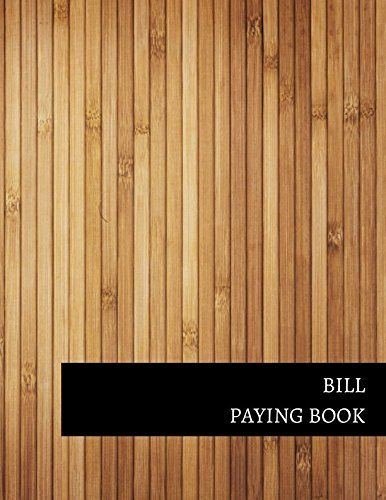Bill Paying Book