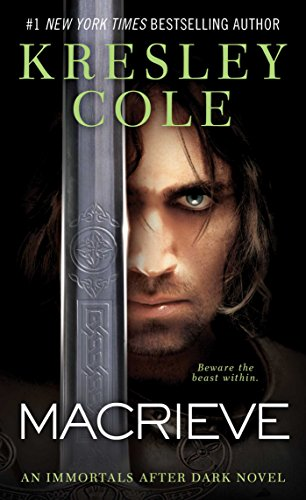 MacRieve (Volume 14) (Immortals After Dark)