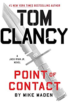 Tom Clancy Point of Contact (Jack Ryan Universe Book 23) by [Mike Maden]