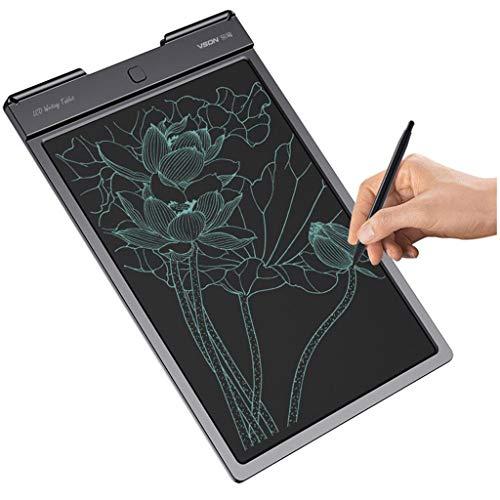 balikha Tablero de Dibujo Electrónico Sin Papel de La Tableta de Escritura LCD de 13'con El Regalo del Juguete de Los Niños de La Pluma