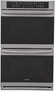 Frigidaire FGET3066UD 10.2 Cu. Ft. Black Stainless Double Electric Wall Oven