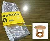 Productos Plastico Cubre camillas para Mesa Redonda (70 cm)