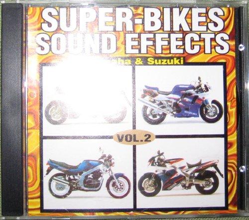 Super-Bikes Sound Effects - Yamaha & Suzuki Vol. 2