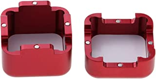 kesoto Premium Pool Cue Chalk Holder Billiard Pocket Cue Chalk Hold Case 30x30x30mm Lightweight /& Durable to Use Size