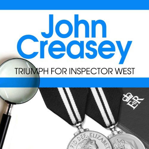 Triumph for Inspector West cover art