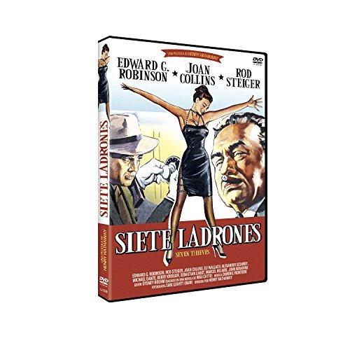 I sette ladri / Seven Thieves ( 7 Thieves ) [ Origine Spagnolo, Nessuna Lingua Italiana ] (Blu-Ray)