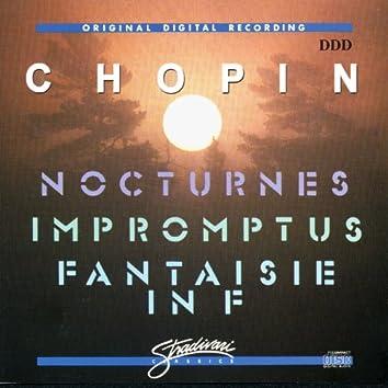 Chopin - Impromptus/Nocturnes/Fantaisie in F