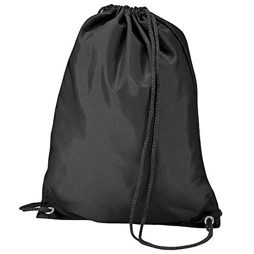 BagBase– Umhängetasche fürs Fitnessstudio (11Liter) Einheitsgröße schwarz
