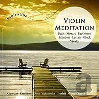 Violin Meditation (Inspiration Series)