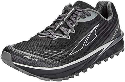ALTRA Men's AL0A4PE9 TIMP 2 Trail Running Shoe, Black - 9.5 M US