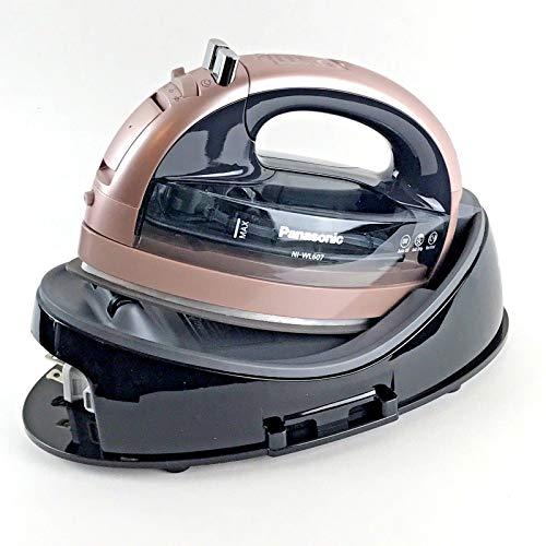 Panasonic 360º Freestyle Advanced Ceramic Cordless Iron, Rose Gold