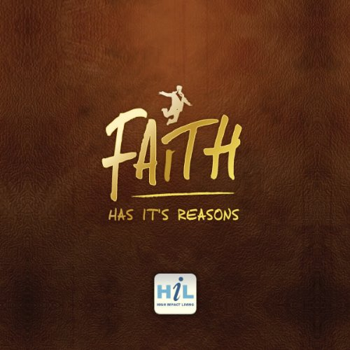 Reasons Faith Positively Impacts the World audiobook cover art