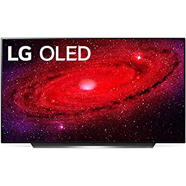 LG OLED55CXPUA Alexa Built-In CX Series 55 4K Ultra HD Smart OLED TV (2020)