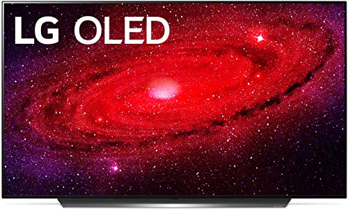 LG OLED55CXPUA Alexa Built-In CX Series 55' 4K Ultra HD Smart OLED TV (2020)