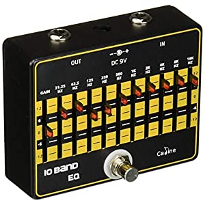 CP-24 10 Band EQ Equalizer Pedal