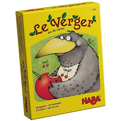 HABA–Der Obstgarten Kartenspiel, 003326
