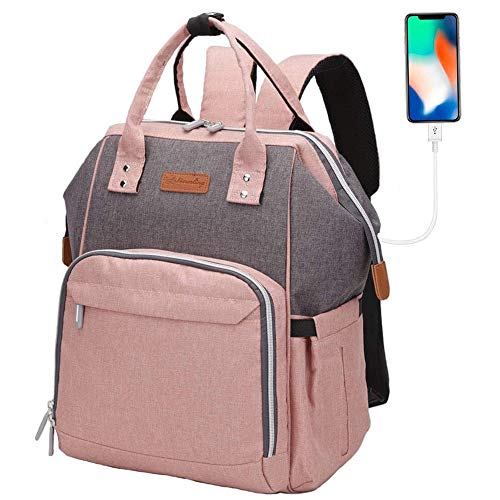 Nappy Changing Bag Backpack,Baby...