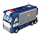 Robocar Poli - 83377 - Camion Quartier General Mobile 30cm - 1 voiture Poli incluse