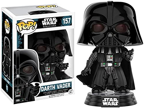 Funko - Figura Pop Rogue One Star Wars Darth Vader