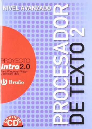 Intro 2.0 Procesador de texto 2 (Castellano - Material Complementario - Intro 2.0) - 9788421660317