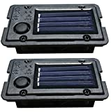 Selections Set of 2 Replacement Garden Solar LED...