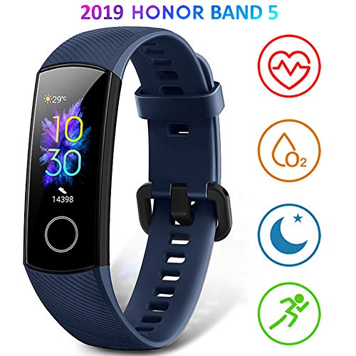 HONOR Band 5 Smartwatch Orologio Fitness Tracker Uomo Donna Smart...