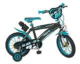 Toimsa 16' 16 Zoll Kinderfahrrad Kinder Jungen Fahrrad Rad BMX Bike...