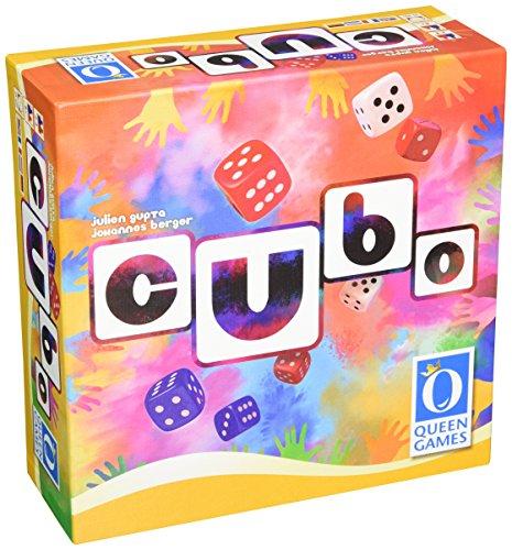 Queen Games 10122 Jeu Cubo Multilingue