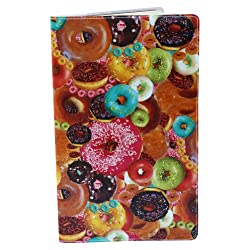 letter d gift idea - donut journal