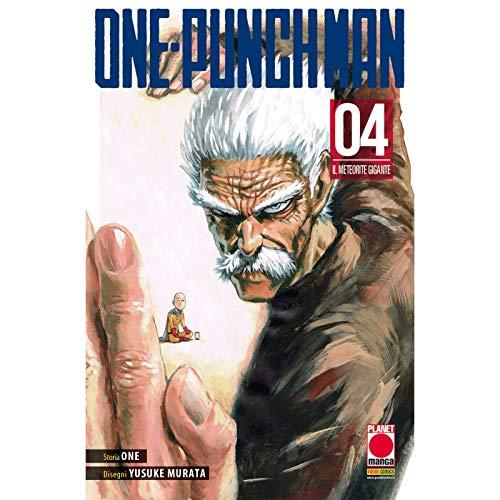 One-Punch Man. Il meteorite gigante (Vol. 4)
