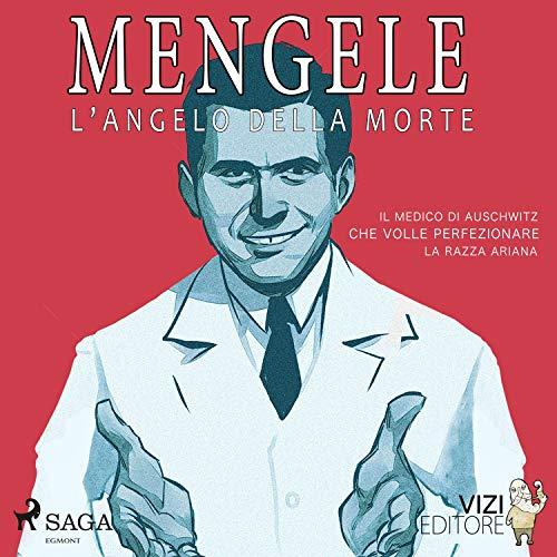 Mengele - L'angelo della morte copertina
