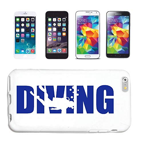 Helene - Carcasa para Samsung Galaxy S7 Edge, diseño de buceo y buceo