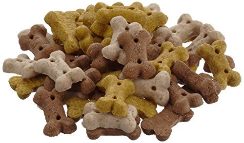 Mera Dog Hundebiskuit Puppy Knochen 10 kg, 1er Pack (1 x 10 kg)
