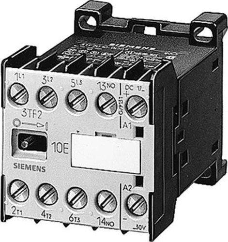 Siemens sirius - Contactor conexion tornillo contactor auxiliar 10e 110v 50/60hz