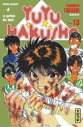 Yuyu Hakusho : Le Gardien des âmes, tome 13