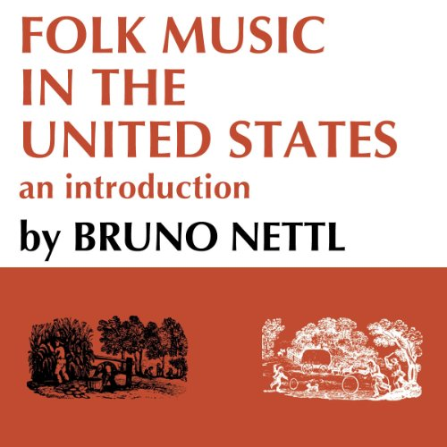 Folk Music in the United States audiobook cover art