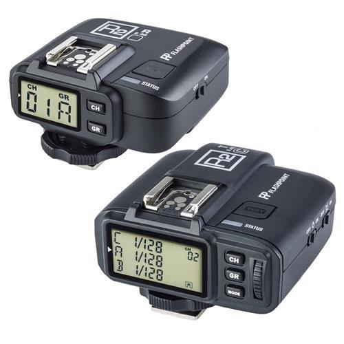 Flashpoint R2 TTL Wireless Flash Trigger Set for Canon (Godox X1C)