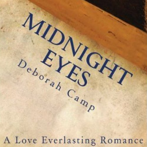 Midnight Eyes audiobook cover art