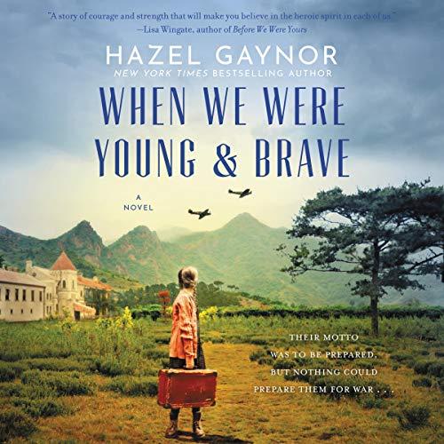 Page de couverture de When We Were Young & Brave