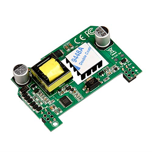 PoE Texas Raspberry 3 B+ and 4 Pi Hat Accessories (GAF-PiHAT-FBA)
