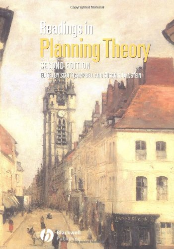 Readings in Planning Theory (Studies in Urban and Social Change)
