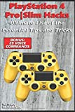 PlayStation 4 Pro Slim Hacks - Ultimate List of the Essential Tips and Tricks (Bonus: 29 Voice Commands)