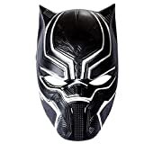 EVRYLON Black Panther-karnevalsmaske oder Unisex-Model von oder Black Panther-nr Cosplay
