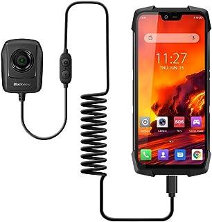 ロック解除された堅牢な携帯電話、Blackview BV9700 Pro 4G堅牢なIP68防水ドロッププルーフスマートフォン、Octa Core 6GB + 128GB 5.8インチFHDスクリーンAndroid 9.0 4380mAhバッテリーデュアルSim携帯電話 (9700pro+暗視ゴーグル)
