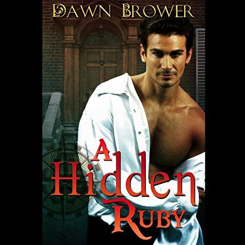 A Hidden Ruby audiobook cover art